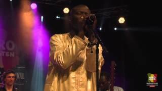 Concert Omar Péne Festival Afro Pfingsten