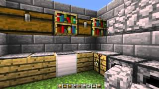 lets bulid minecraft kche youtube - Minecraft Kuche Bauen