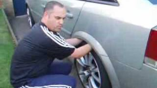 How To Check The Rear Suspension Arms On A Vectra C