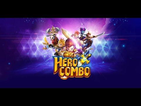 HERO COMBO - XU HƯỚNG COMBO GAMEPLAY ĐỘC ĐÁO 2017