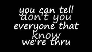 Ronnie Milsap There Ain't No Gettin Over Me With Lyrics