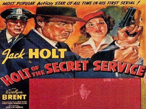 HOLT OF THE SECRET SERVICE - Chapter 10 - Named to Die