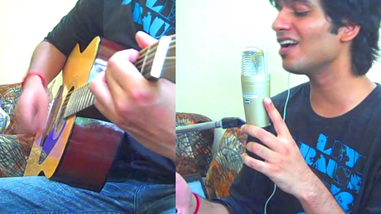 Galliyan - Ek Villain - Ankit Tiwari - Unplugged Guitar Cover - YouTube