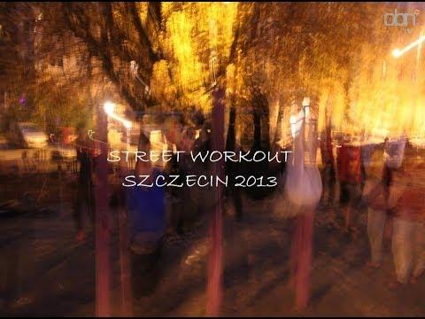Street Workout Szczecin 2013