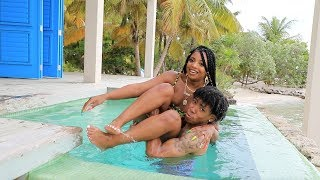 THIS WASN'T A GOOD IDEA!! (wrestling in the pool)
