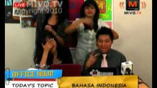 Office Hour Bahasa Indonesia Mivo.TV