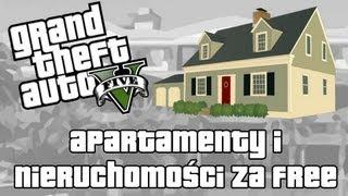 GTA V Apartamenty I Nieruchomości Za Darmo (Glitch