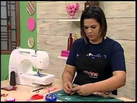 Programa Arte Brasil -06/01/2014 - Renata Silva