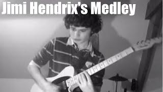 MattRach Jimi Hendrix's Medley