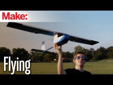 Maker Hangar Episode 14:Flying