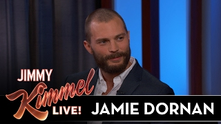 Jamie Dornan's Friendship with Don Rickles