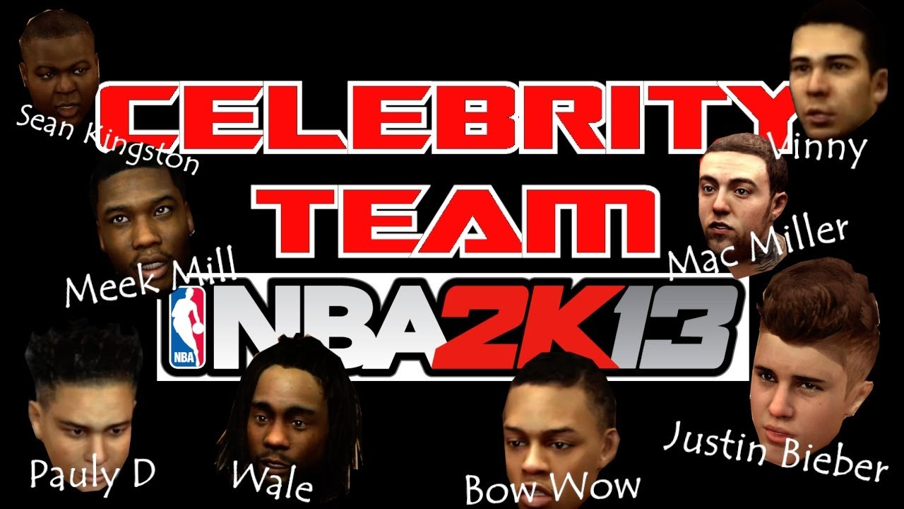 Celebrities.... - NBA 2K13 Message Board for PlayStation 3 ...