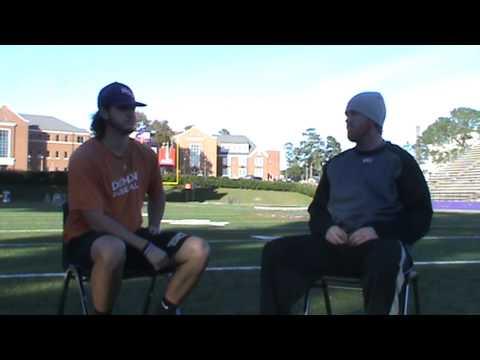 Hunter Duvic NSU baseball interview