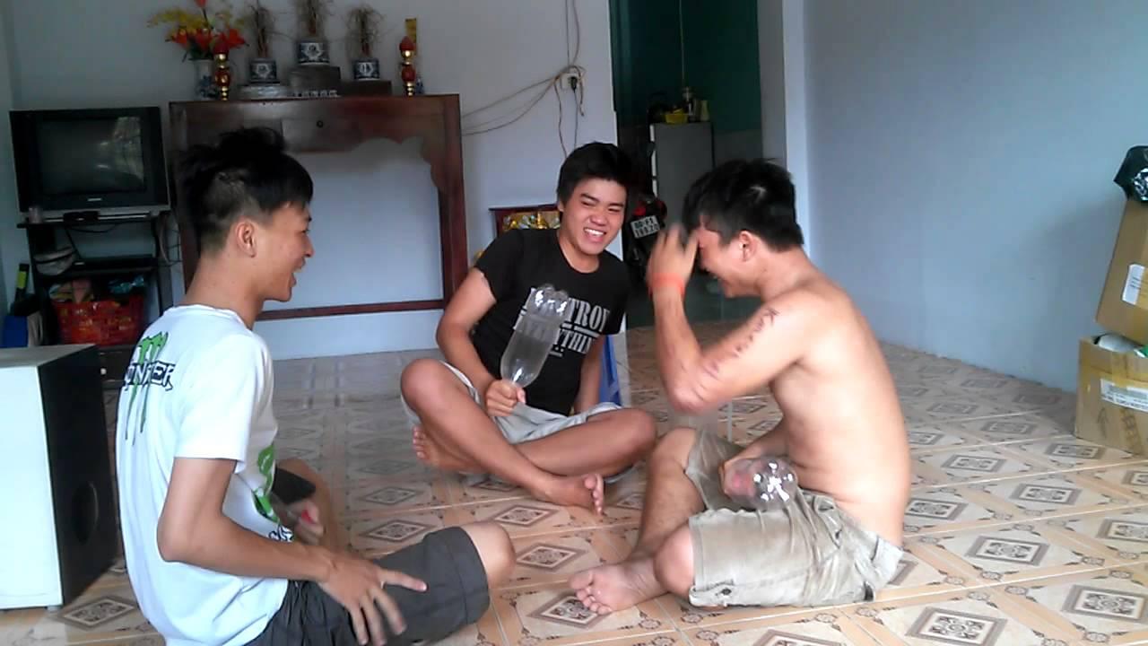 3 Thanh Niên Chơi Dại Nhất Xóm