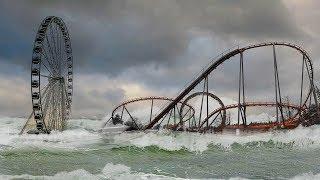 CREEPIEST Abandoned Amusement Parks!