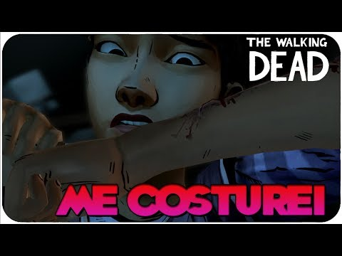 THE WALKING DEAD 2 #4 ME COSTUREI!