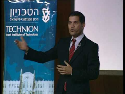 Shai Agassi at 2010 Technion Board of Governors