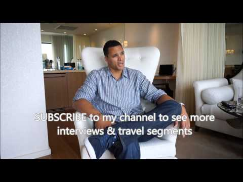 Atlanta Falcons TE Tony Gonzalez Interview about his FitStar App, NFL in LA and More