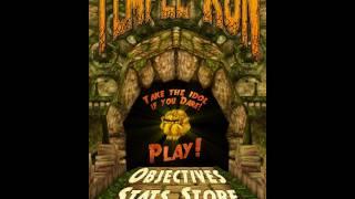 Temple Run IPhone & IPad Gameplay Video