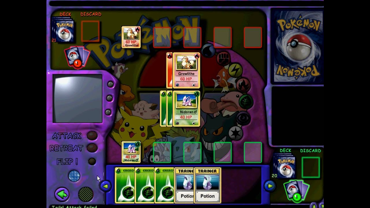 Pokemon Trading Card Game For Pc