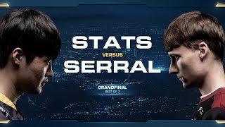 Stats vs Serral PvZ - Grand Final - 2018 WCS Global Finals - StarCraft II