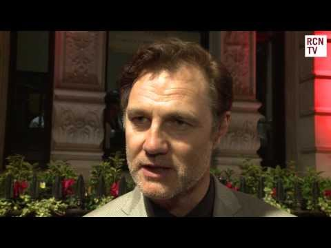 David Morrissey Interview - The Walking Dead Season 4