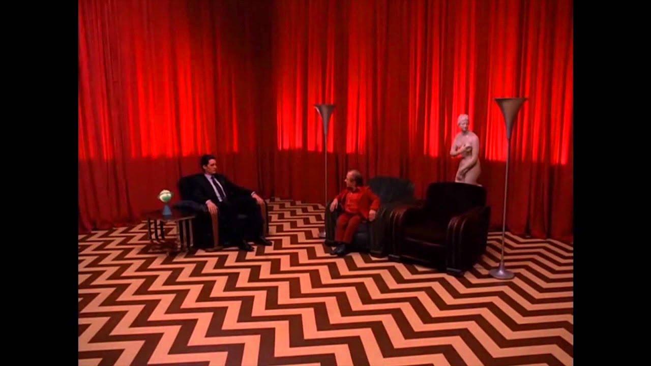 Twin Peaks Wallpaper Red Room