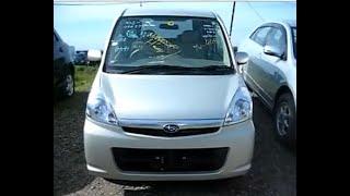 Subaru Stella 2009 года