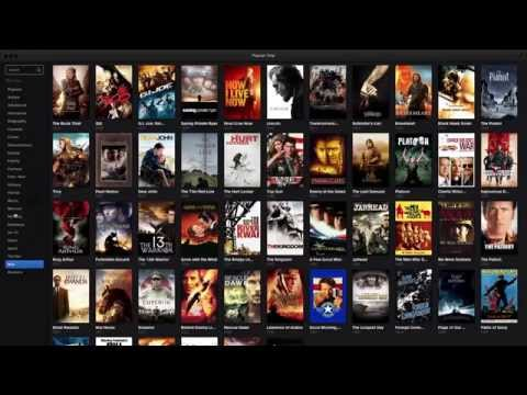Popcorn Time App Demo on Mac OSX