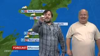 Tenacious D Does the Weather