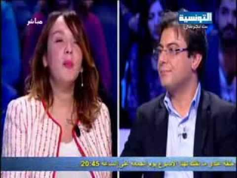 image vidéo مايا كسوري تكوّر بنداء تونس و نور الدين بن تيشة