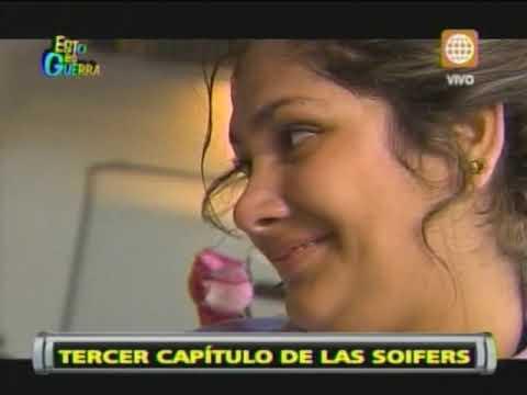 Esto es Guerra: Reality 'Las Soifers' (tercer capítulo) - 24/06/2013