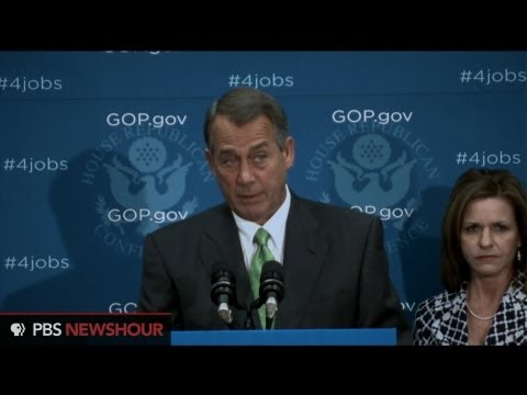 Boehner: President Obama needs to negotiate on debt ceiling