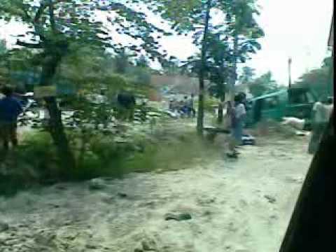 kecelakaan maut Kota Tebing Tinggi