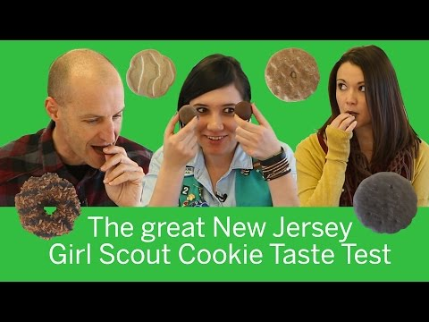 The great New Jersey Girl Scout cookie taste test