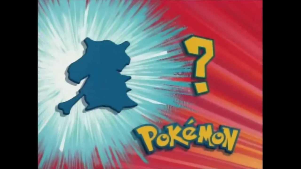 Whos That Pokemon Episode 009 Youtube