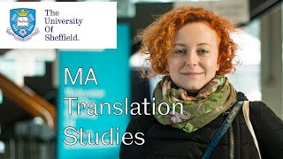MA Translation Studies - Video