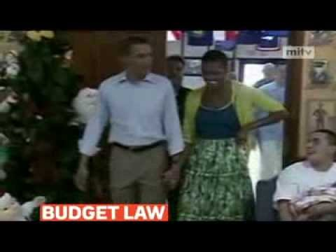 mitv - President Barack Obama signed into law the compromise US budget bill