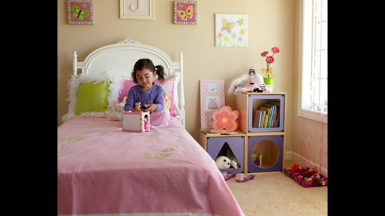 how to create a cozy bedroom for kids...:)