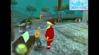 Gta San Andreas Loquendo Especial De Navidad