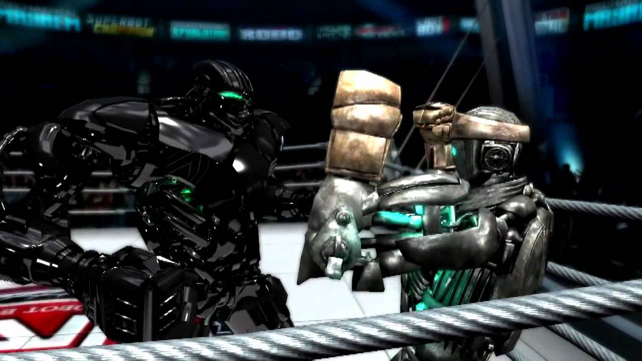 real steel game online on pc