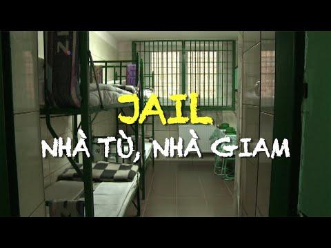 Học tiếng Anh qua tin tức - Nghĩa và cách dùng từ Jail (VOA)
