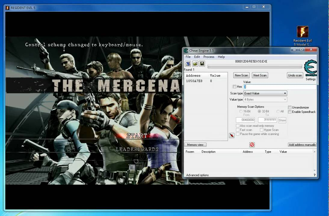 descargar trainer para resident evil 5 pc