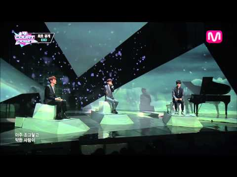 EXO_12월의 기적 (Miracles in December by EXO@Mcountdown 2013.12.05)