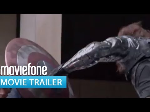 'Captain America: The Winter Solider' Trailer 2 (2014): Chris Evans, Scarlett Johansson