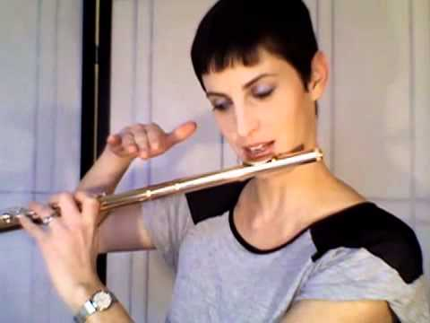 Masterclass: Mozart Flute Concertos D & G (Oboe in C) YouTube Symphony 2011 Audition