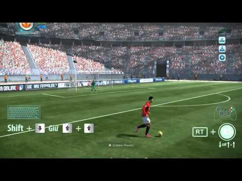 [FIFA Online 3 Việt Nam] Hướng dẫn 4: Kỹ thuật xử lý bóng cấp độ 4 sao