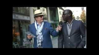 Rendez-vous à Paris avec Mbagnick Diop