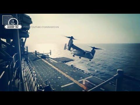 Chiến tranh biển Đông chỉ có Trung Quốc chet chứ Mỹ thì không đời nào! - Tin Tức Mới Radio VN