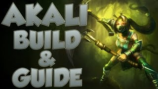 League Of Legends Akali Build With Commentary